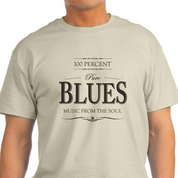 blues music tshirts